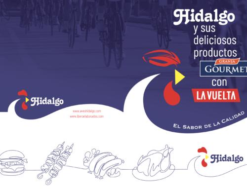 Proveedor oficial de la vuelta ciclista a España