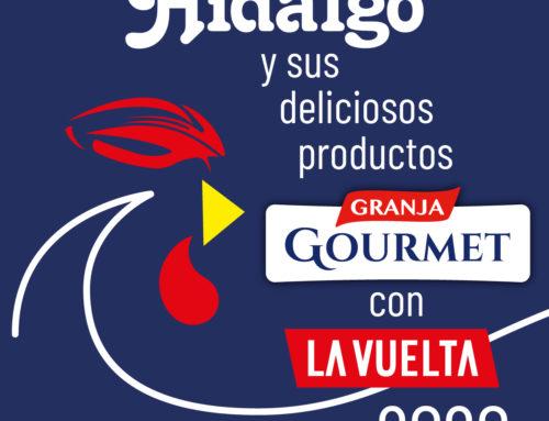 Grupo Hidalgo proveedor oficial de LA VUELTA 2020