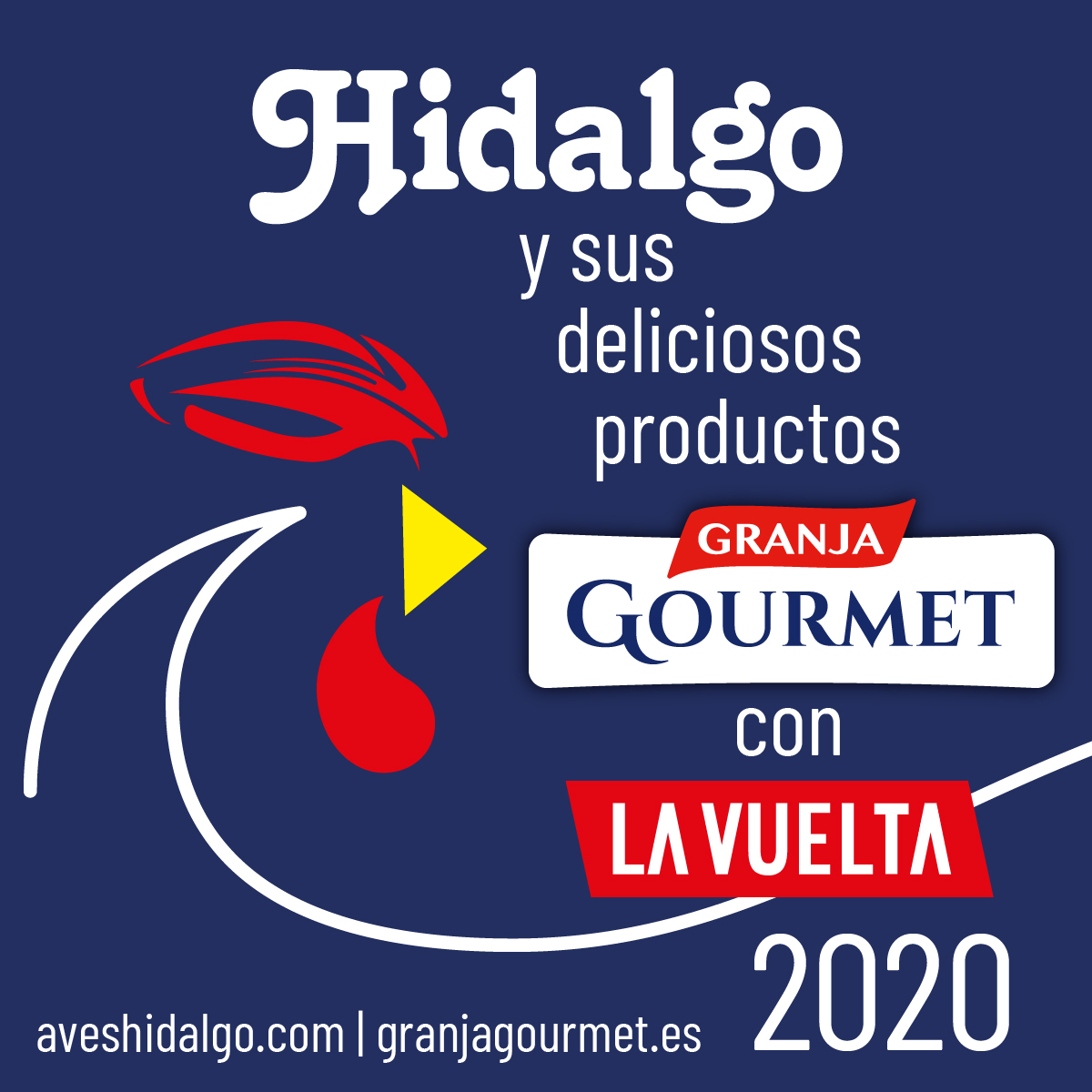 Hidalgo Vuelta Ciclista a España 2020. LA VUELTA