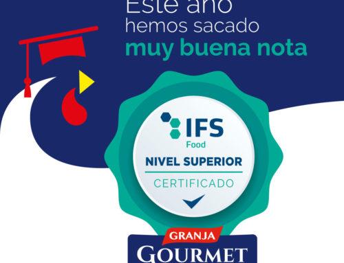 Iberoelaborados renueva su Certificado IFS Food con un nivel superior
